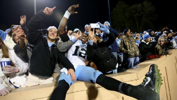 North Carolina apologizes for damaging Duke's facilities