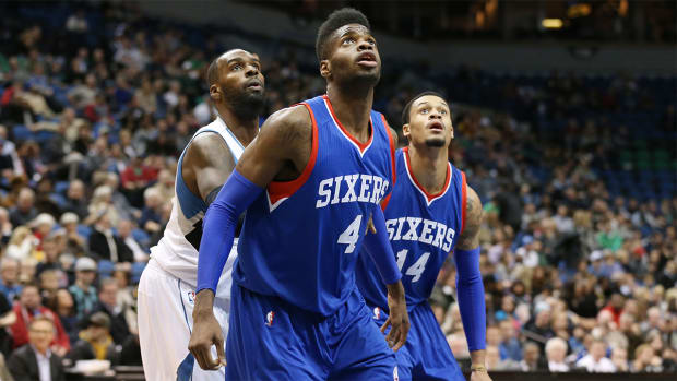 76ers finally vacate No. 30 IMG