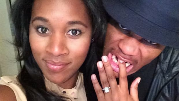 Russell Westbrook got engaged to longtime girlfriend Nina Earl