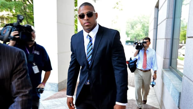 Panthers DE Greg Hardy's trial postponed until after season