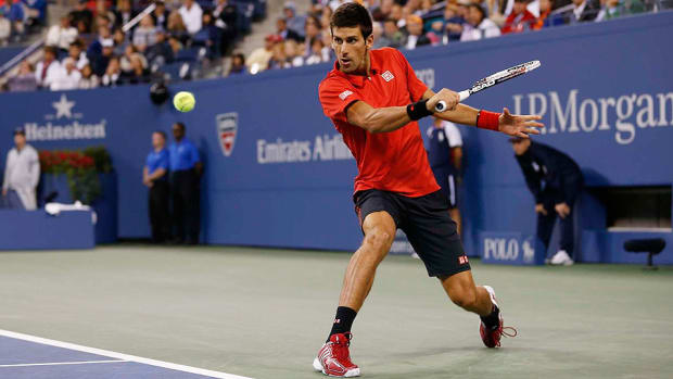 Novak Djokovic Rogers Cup US Open Series