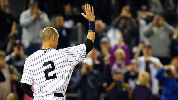 How will the Yankees replace Jeter?