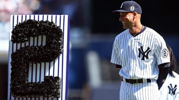 Derek Jeter Day Yankees Stadium