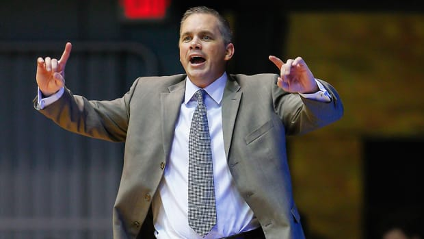 Chris Holtmann story top