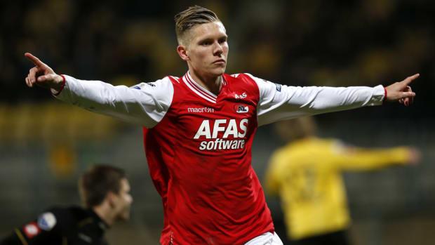 Aron Johannsson Alkmaar