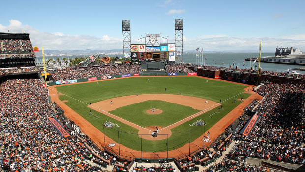 How Giants could close out the World Series at home - Image