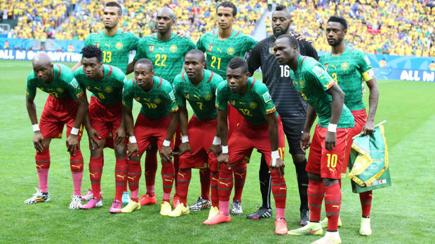 Cameroon-match-fixing