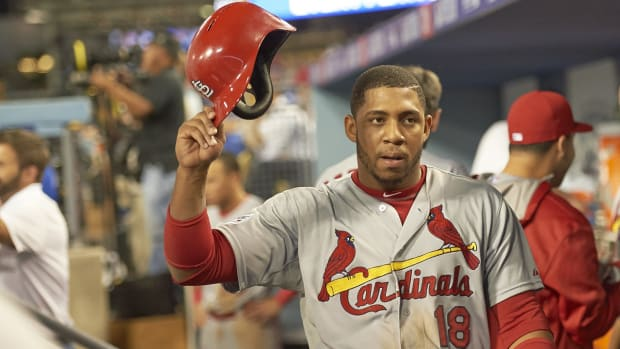 Cardinals OF Oscar Taveras killed in car crash IMAGE