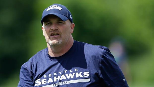 Atlanta Falcons Dan Quinn