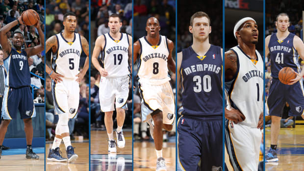 Seven Grizzlies players questionable for Friday's game with stomach flu IMAGE