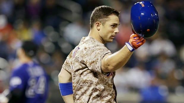 David Wright Mets shut down