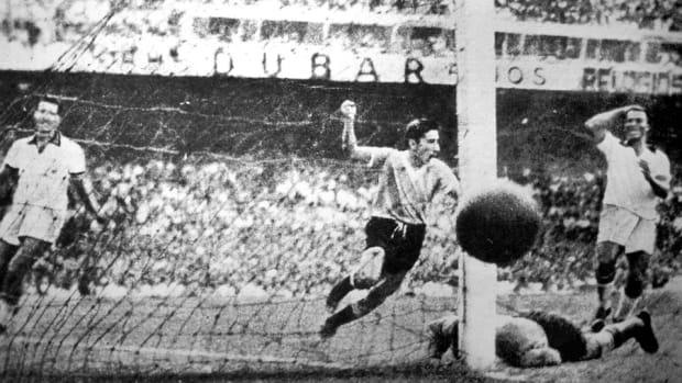 Alcides Ghiggia 1950