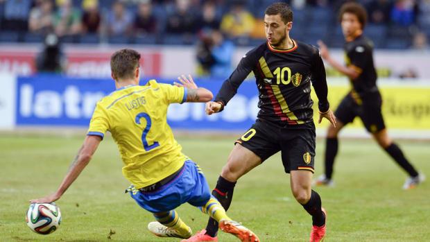 Eden Hazard Belgium Group