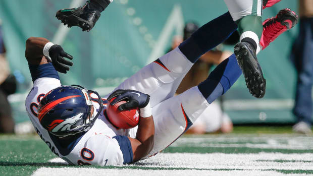 Will Julius Thomas set single-season TD record? - Image