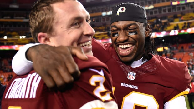 robert griffin iii twitter washington redskins