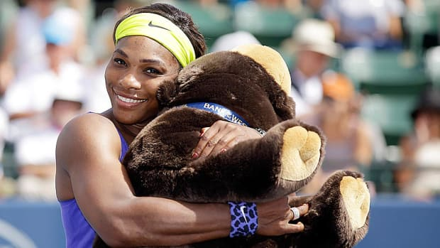 Serena Williams Bank of the West Classic