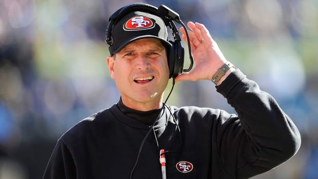Obstacles Jim Harbaugh would face if he takes the Michigan job -Image