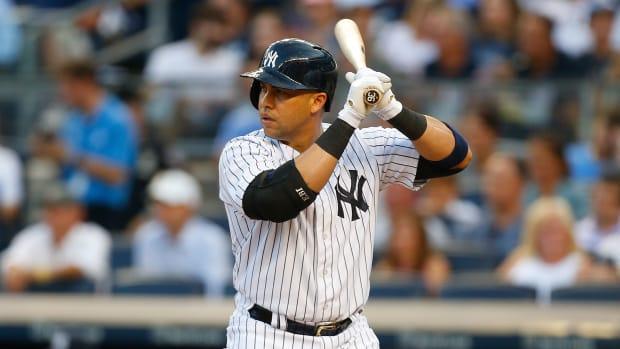 New York Yankees Carlos Beltran Planning Offseason Elbow