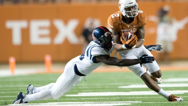 kendall sanders montrel meander sexaul assault texas longhorns