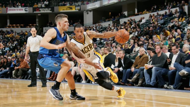 indiana pacers george hill return
