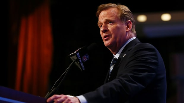 Watch Roger Goodell press conference live stream