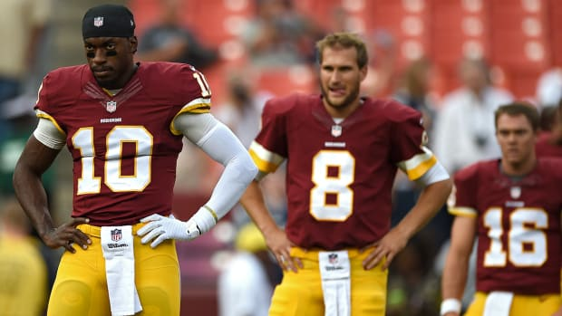 Report: Washington Redskins locker room issues involve more than RGIII