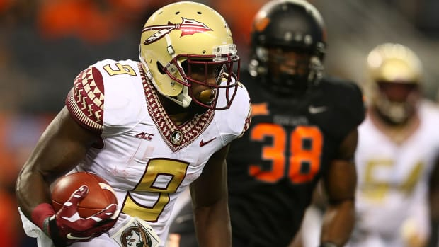 Florida State RB Karlos Williams under investigation for domestic battery IMAGE
