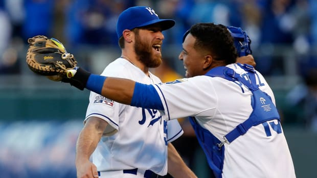 royals giants world series betting odds