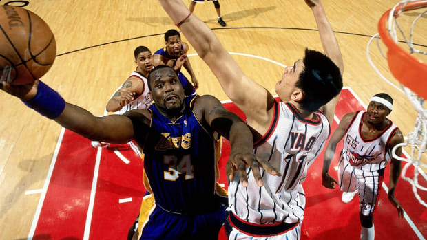 Yao Ming: Shaq was unstoppable  - Image