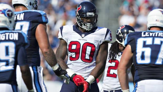 Jadeveon Clowney to return for Houston Texans Sunday IMAGE