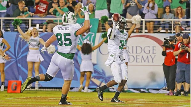 Rakeem Cato Marshall vs. Northern Illinois