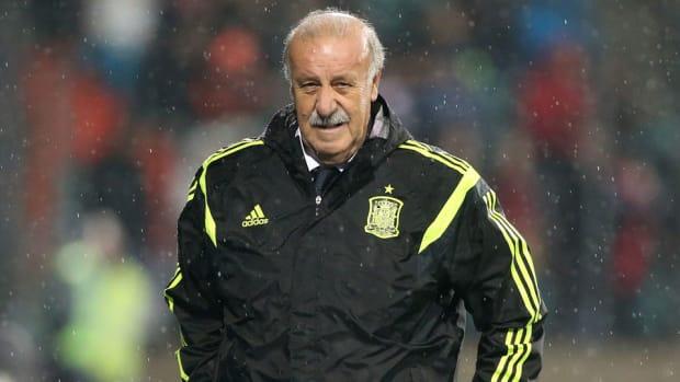 Vicente Del Bosque spain euro 2016 step down