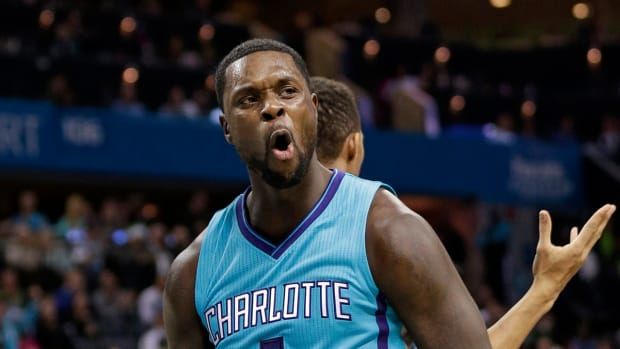 Report: Hornets exploring Lance Stephenson trade options IMAGE