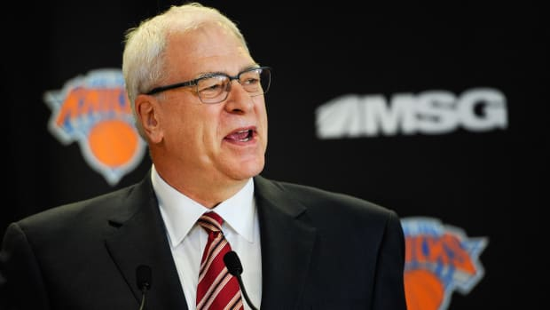 Phil Jackson wants New York Knicks to be fiscally responsible