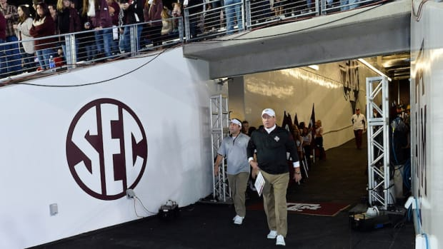 mark snyder fired texas a&m defensive coordinator
