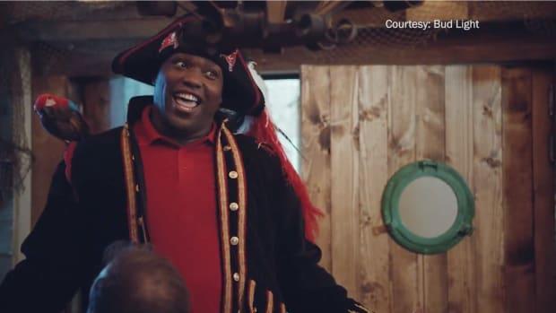 'Pirate' Sapp: A true Buccaneer
