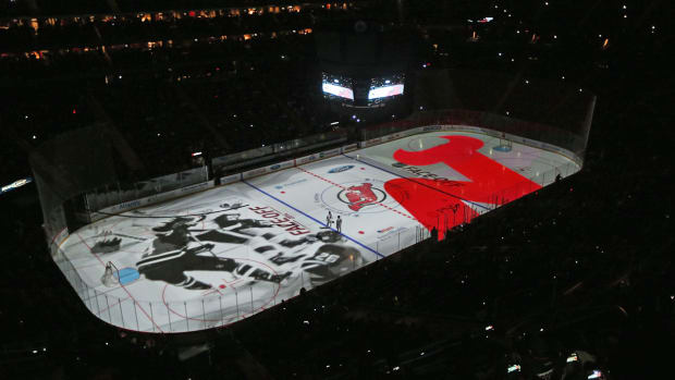 The plan to get NJ Devils fans in the stands - Image