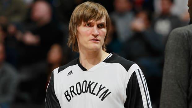 Andrei Kirilenko Nets