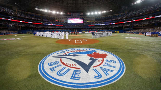 Toronto blue jays accidentally tweeted support for the Rangers