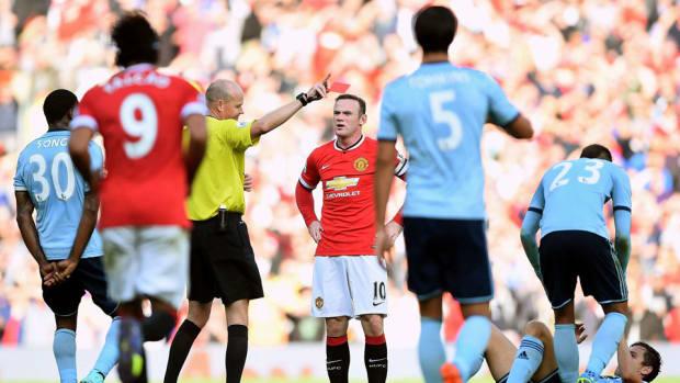 Wayne Rooney West ham