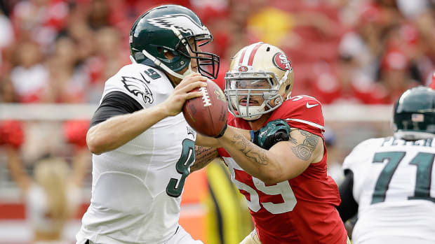 SI Now: Is Nick Foles no more than a role player?