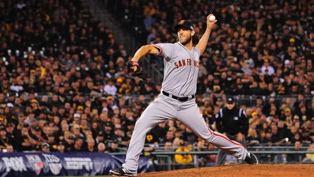Giants need more than Bumgarner to hang with Nationals