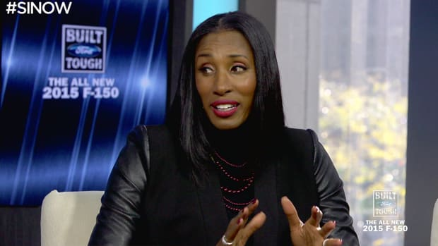 Lisa Leslie: How to deal with social media trolls as an athlete - Image