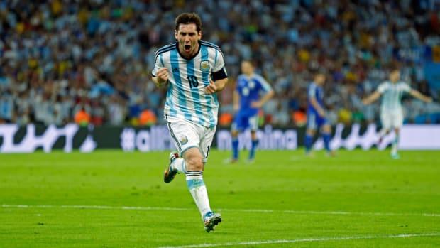 Messi Joy