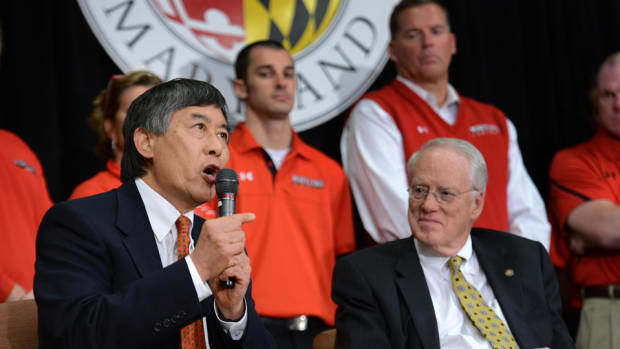 Wallace Loh Maryland President
