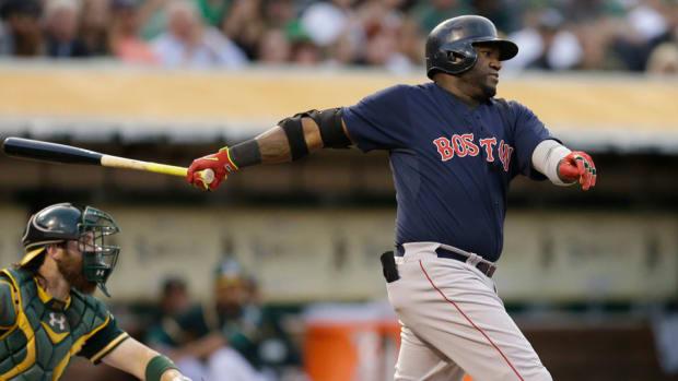 David Ortiz Red Sox