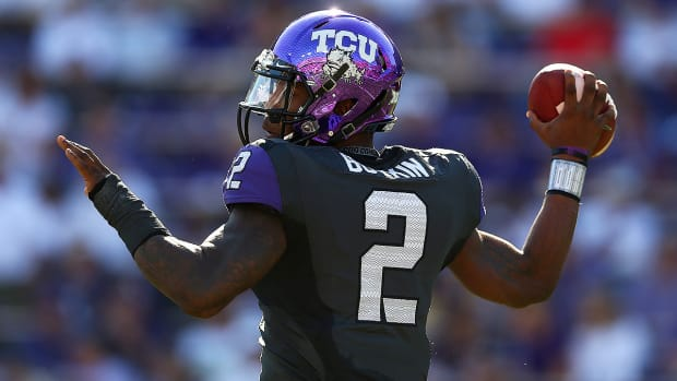 Could TCU make the college football playoff? - image