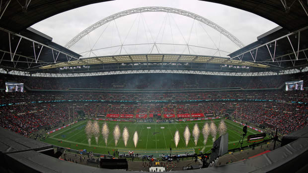 Reports: NFL franchise for London