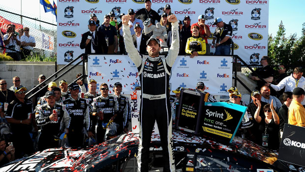 Will NASCAR make changes to the playoff system?