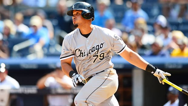 Jose Abreu wins Rookie of the Year